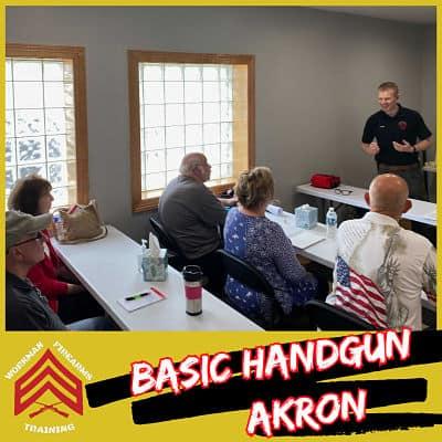 Basic Handgun Akron