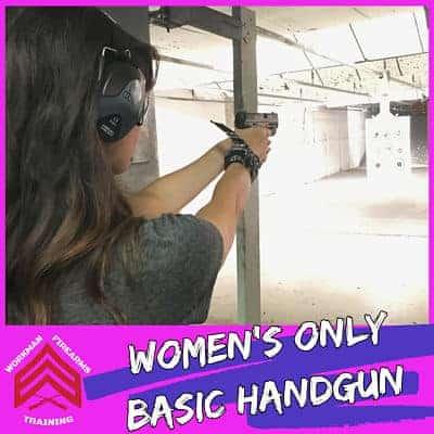 Women's Only Basic Handgun