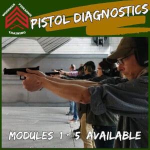 Pistol Diagnostics