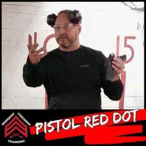 Pistol Red Dot